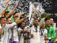 Real Madrid become first team to successfully defend their crown - Champions League 2016-17