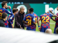 Quique Setien insists relationship with Barcelona players is good