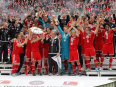 Bayern Munich set new championship points record - Bundesliga in 2012/13