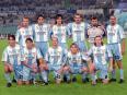 When Lazio had Veron, Nedved, Boksic, Nesta, Simeone, Salas and Mancini and finally won - Serie A in 1999/00