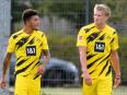 Sancho out: How Dortmund could line up versus Freiburg