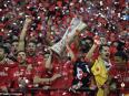 Sevilla retain their crown to end Dnipro fairytale - Europa League 2014-15