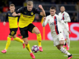 Haaland sees off Neymar and Mbappe with brilliant Dortmund double