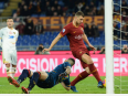 Dzeko stars for Roma in Serie A weekend affected by postponed fixtures