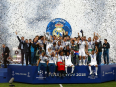 Unstoppable Real Madrid clinch third consecutive  crown - Champions League  2017-18