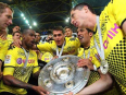 Dortmund successfully defend title with record points haul - Bundesliga in 2011/12