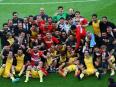 Atletico Madrid break Clasico duopoly - La Liga in 2013-14