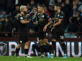 Premier League Top Five, Round 22: Aguero leads City rout
