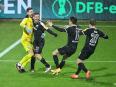 Bayern Munich dumped out of German Cup by second-tier Holstein Kiel