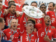 Dortmund challenge not enough to unseat Bayern Munich - the Bundesliga in 2015/16