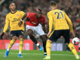 How Man Utd and Arsenal could line-up this weekend