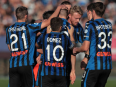 Serie A Top Five, Round Nine: Seventh Heaven for Atalanta!