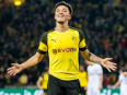 Jadon Sancho - Football Index King. But who will be next?