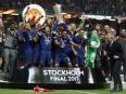 Jose Mourinho returns European success to Manchester United - Europa League 2016-17