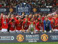 Manchester United hold off resurgent Liverpool for three in a row - the 2008/09 Premier League