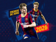 Barcelona announce new contracts for four key first-team stars