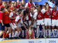 When Arsenal's Invincibles produced the perfect season - the 2003/04 Premier League