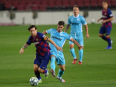 Barcelona 2-0 Leganes: Fati & Messi on target in comfortable win