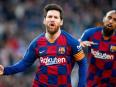 La Liga: Messi saves Barca blushes...again