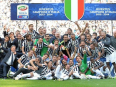 Three in a row for record-breaking Juventus - Serie A in 2013-14