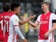 Relentless Ajax score THIRTEEN times against hapless VVV