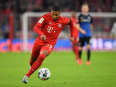 Bundesliga: Gnabry is Bayern's star man once AGAIN