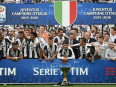 Another double for unstoppable Juventus - Serie A in 2015/16