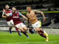 Tottenham 3-3 West Ham: Spurs throw away three-goal lead in last 10 minutes