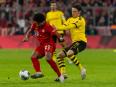 Dortmund v Bayern: Sancho set for first post-lockdown start in potential title decider