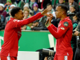 Bundesliga Team of the Week, Round 16: Quaison leads attacking line-up
