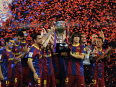 Barca retain title as race goes to final day - La Liga in 2009/10