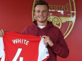White to make competitive debut - How Arsenal could line up against Brentford