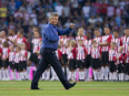 Guus Hiddink's second stint at PSV guides the club to 17th league title - Eredivisie in 2002/03