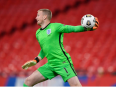 Pickford under pressure, but who should be England's No. 1?