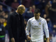 Hazard faces another month on the sidelines through injury