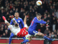 European Goals of the Week, 28 Feb: Aubameyang's wonder strike in vain for Arsenal