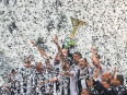 Challengers powerless as Juventus make it eight in a row - Serie A in 2018/19