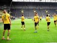 Dortmund 4-0 Schalke: Haaland strikes to launch new era for football