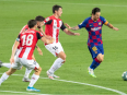 Lionel Messi: Player Rating and Performance v Athletic Bilbao