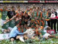 Werder Bremen's 23-game run secures Bundesliga title - the Bundesliga 2003-04: