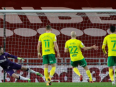 Championship Table: Norwich lead, but just three points separate top seven