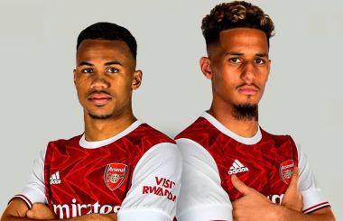 What's going on with William Saliba at Arsenal?