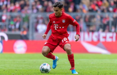 FC Player of the Day, 14 Dec: Philippe Coutinho (Bayern)