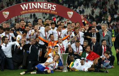 Sevilla's dominance begins - the 2013/14 Europa League