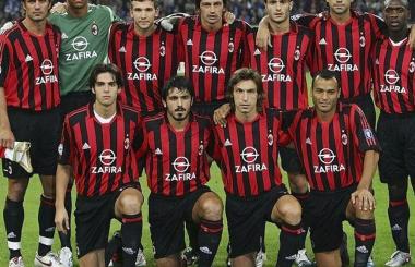 Kaka conquers Milan & Italian football - Serie A 2003-04
