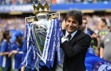 Premier League 2016-17: Antonio Conte's Chelsea reclaim their English Premier League crown