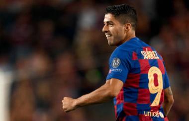 Atletico Madrid agree terms with Luis Suarez