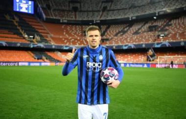 Champions League: Ilicic hits four as Atalanta make history