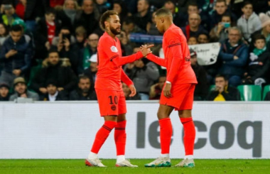 PSG: We are never going to sell Neymar or Mbappe