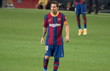 Messi could be playing better, says Ronald Koeman